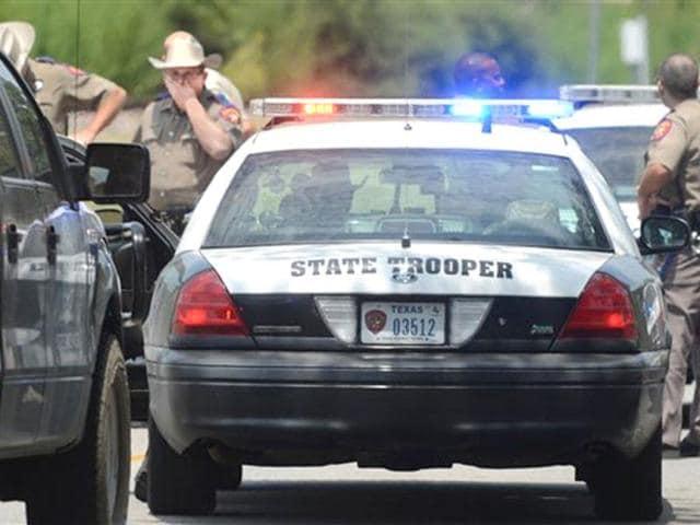 Texas university gunman