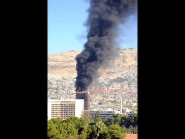 Syria,Syria conflict,Damascus news