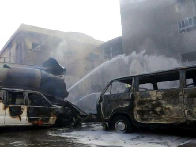 Syria violence,Syrian army,chemical weapons