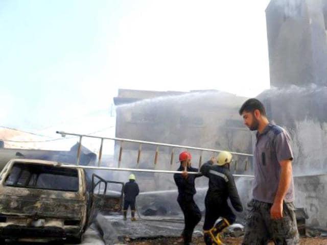 syria,syrian civil war,damascus