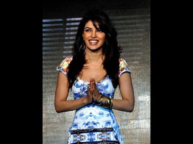 Priyanka Chopra,hindustan times,zanjeer