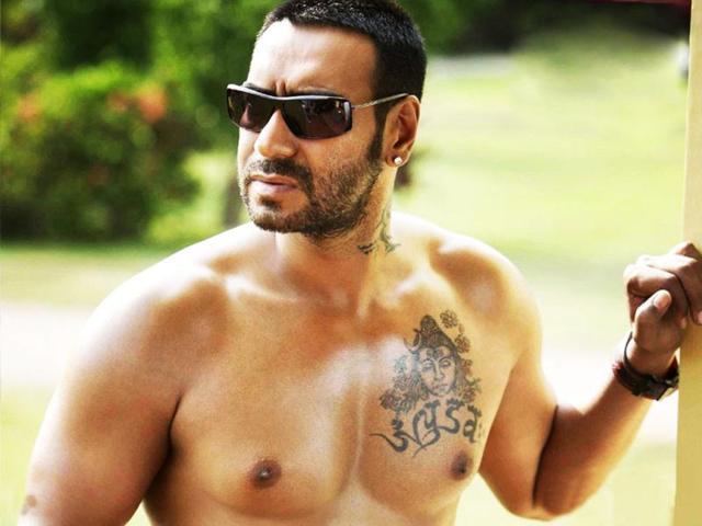 Ajay Devgn,Sajid Khan,fight
