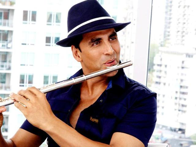 I'll play with my son and his friends: Akshay Kumar