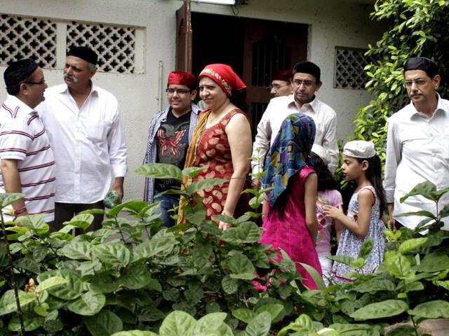 Parsi community