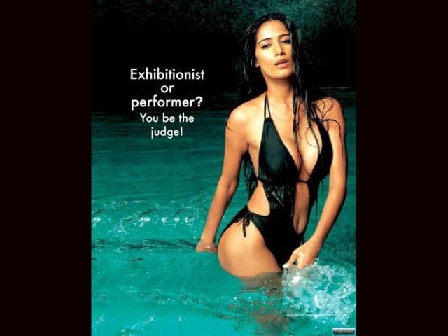 Poonam Pandey,Controversial model,appalled