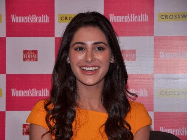 Nargis Fakhri starts shoot for Hollywood debut with Bridesmaids director?