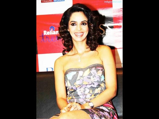 I'm the only actor who has met Obama twice: Mallika Sherawat