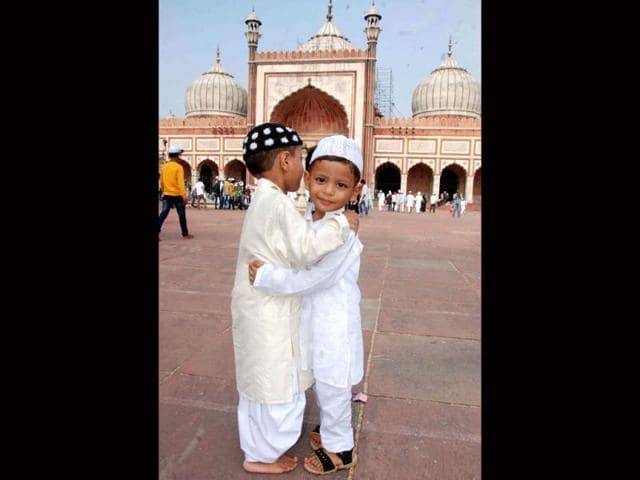 Eid,Anas Rashid,Hina Khan