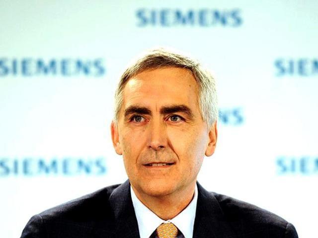 Siemens,Peter Loescher,ABB