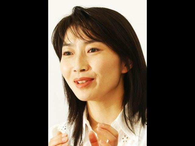 Mika-Yamamoto-speaks-in-Tokyo-in-this-file-photo-The-Japanese-journalist-was-killed-in-Syria-while-covering-the-civil-war-AP-photo