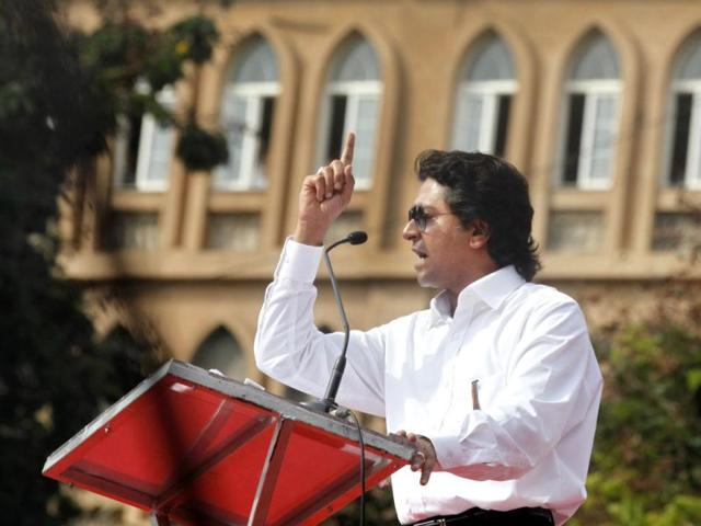 Will vandalise toll contractors' homes: MNS chief