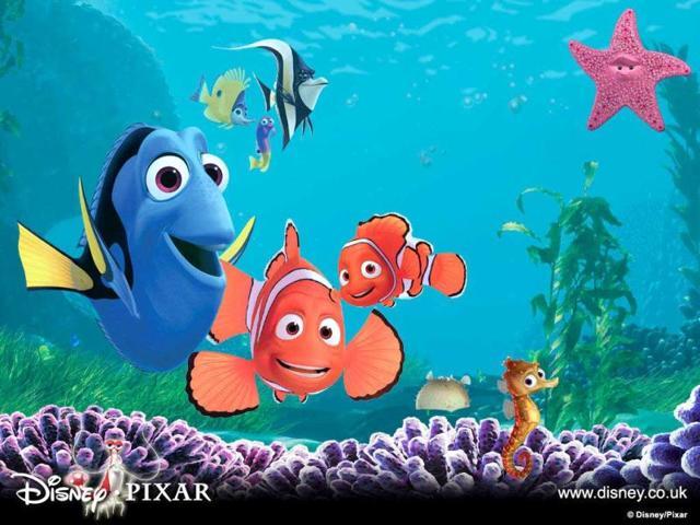 Rashid Irani,Finding Nemo 3D,Pixar