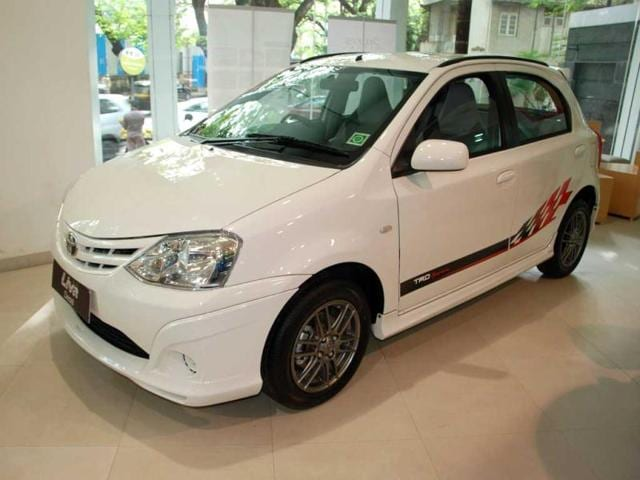 Etios Liva hatchback