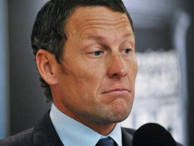 Lance Armstrong,US Anti-Doping Agency,Livestrong