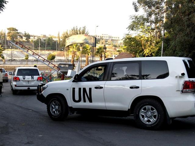 Russia blocks UN statement slamming Syrian govt