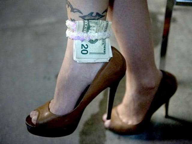 Firing in Strip Club,Irvington,New Jersey