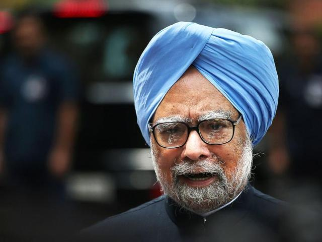 Manas Chakravarty,Manmohan Singh,hindustan times