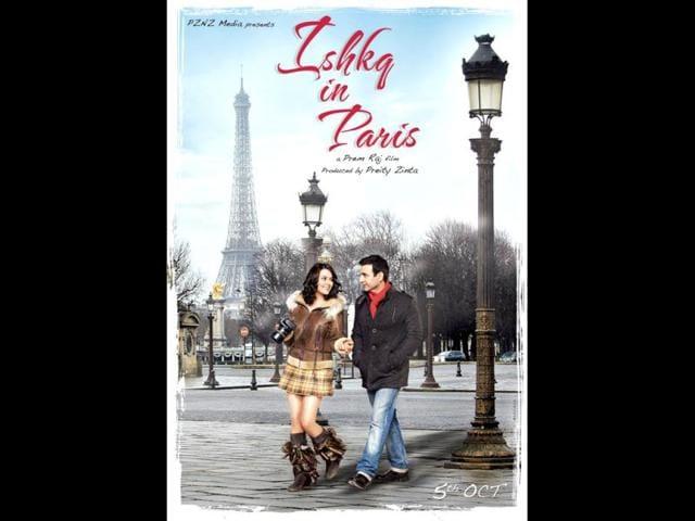 Ishkq In Paris,Salman khan,music Launching