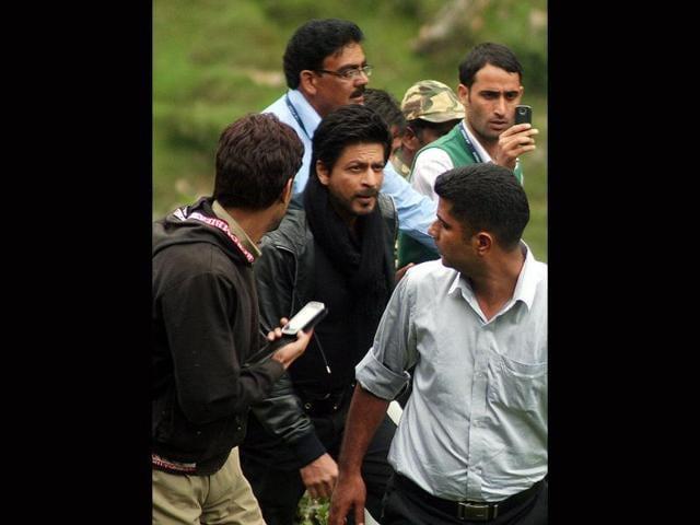 Shah Rukh Khan,Hindustan Times,Bollywood