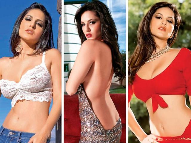 SEXUALITY ON THE SLEEVE: Sizzling Sunny Leone