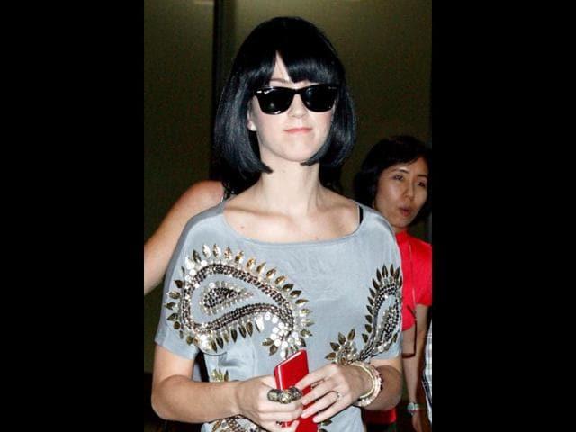 Katy Perry,Brand Russell,John Mayer