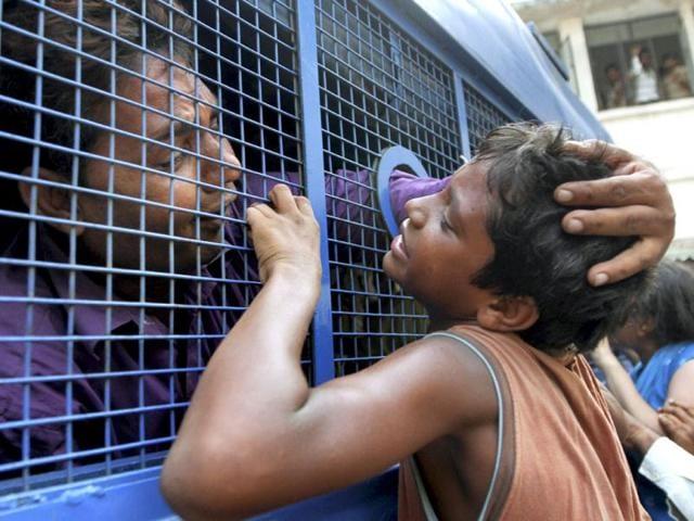 Juvenile,prison,Tihar jail