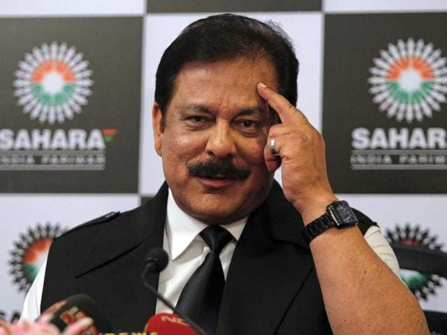 Sahara-Group-chairman-Subrata-Roy-gestures-as-he-speaks-during-a-news-conference-in-Mumbai-Reuters-file-photo