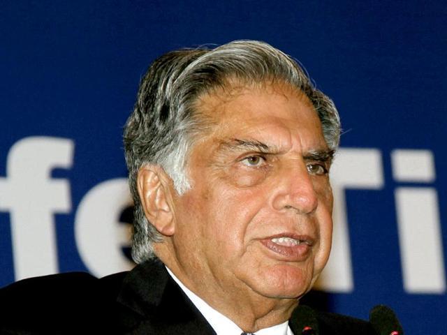 Ta ta,Ratan: Investors bid warm farewell,HT Correspondent