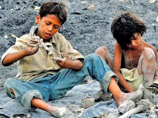 Thomas Chandy,Save the Children India,child labour