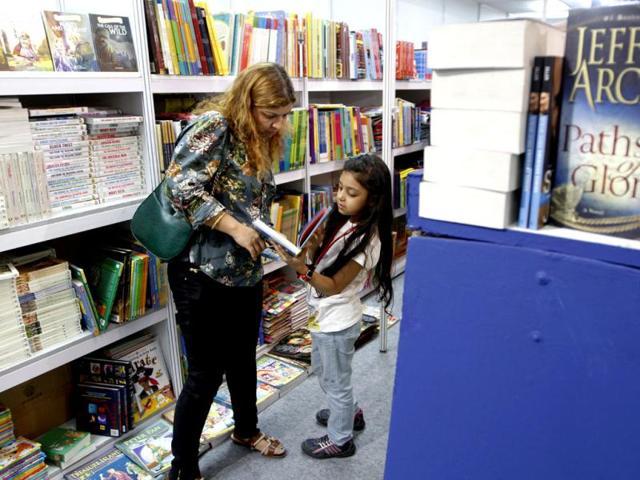 Delhi Book Fair,Federation of Indian Publishers,heavy discounts