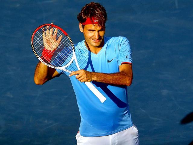 New York,Roger Federer,hindustan times