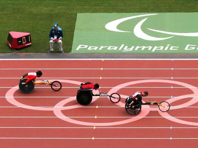 Paralympic team athlete alleges lack of escorts