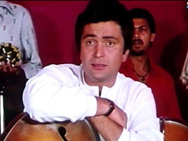 Rishi Kapoor: Celebrating 40 years in cinema