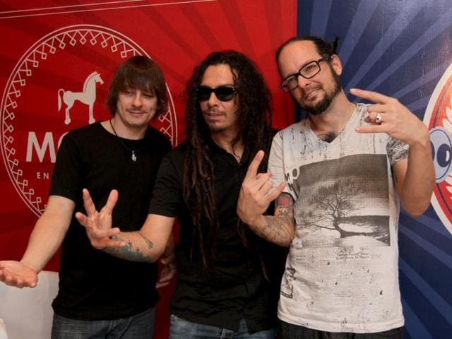 Korn,Music Tours,Live Performances
