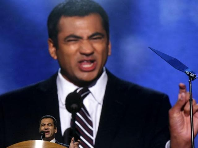 Kal Penn,Hollywood,Barack Obama