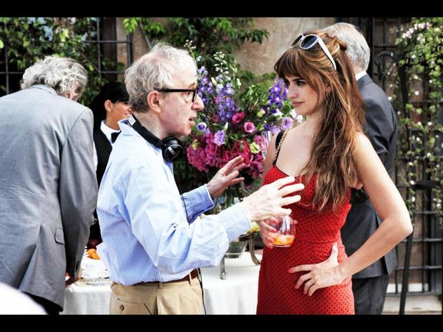 Woody Allen,to Rome with love,Woody Allen