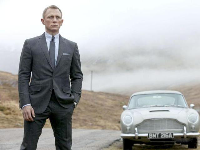 Daniel Craig,Skyfall,Heineken's lager