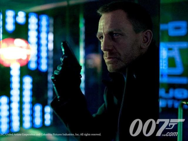 Daniel Craig,James Bond,movie