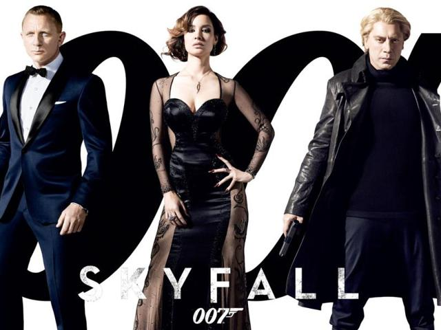 James Bond,Hindustan Times,film franchise's 50 anniversary