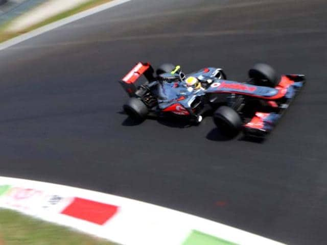 Lewis-Hamilton-and-McLaren-looked-strong-in-Friday-practice-for-the-Italian-Grand-Prix-AP-PHOTO