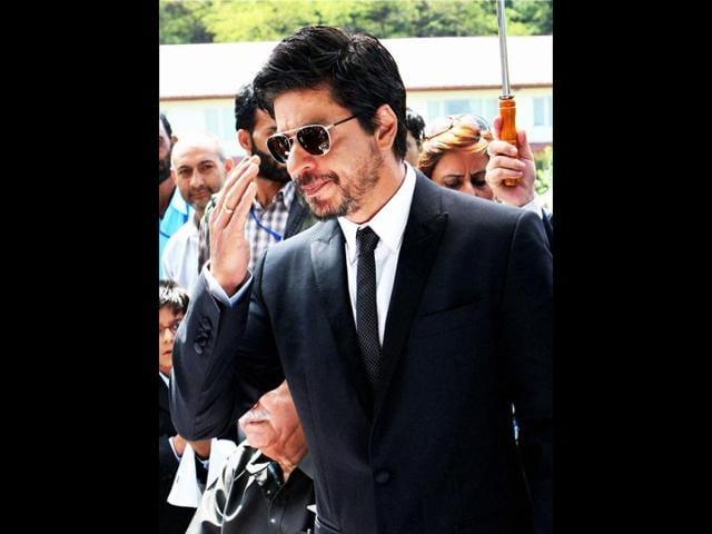 Shah Rukh Khan,Jab Tak Hai Jaan,Hindustan Times