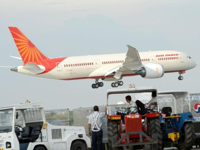 Boeing 787,Dreamliner,Air India