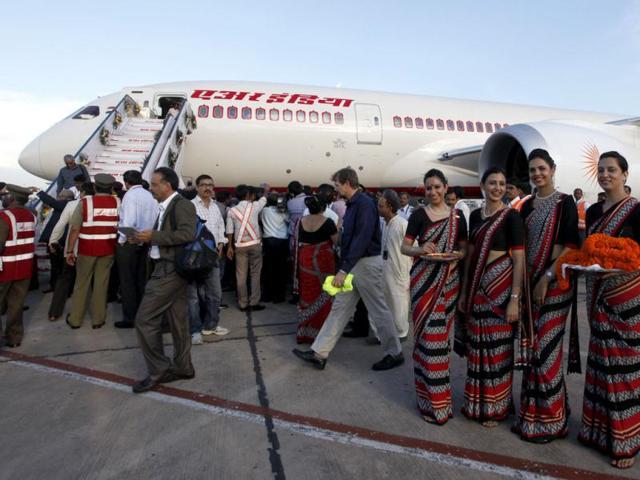 Air India,Dreamliner,Delhi-Moscow flight