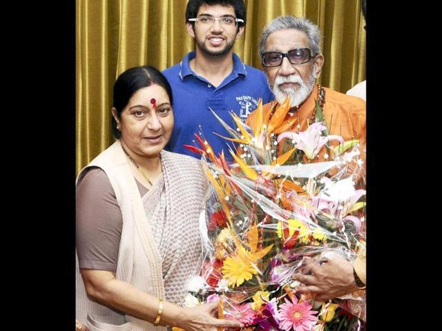 Mumbai,Shiv Sena,Bal Thackeray
