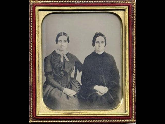 Emily Dickinson,photo,found