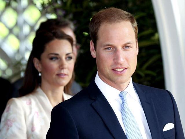 Rajkumar Williambhai Patel,Prince William,Eliza Kewark