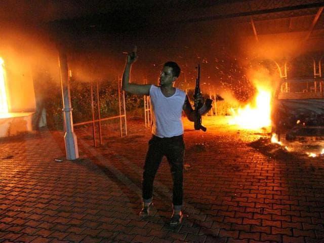 US President Barack Obama,benghazi attack,hindustan times