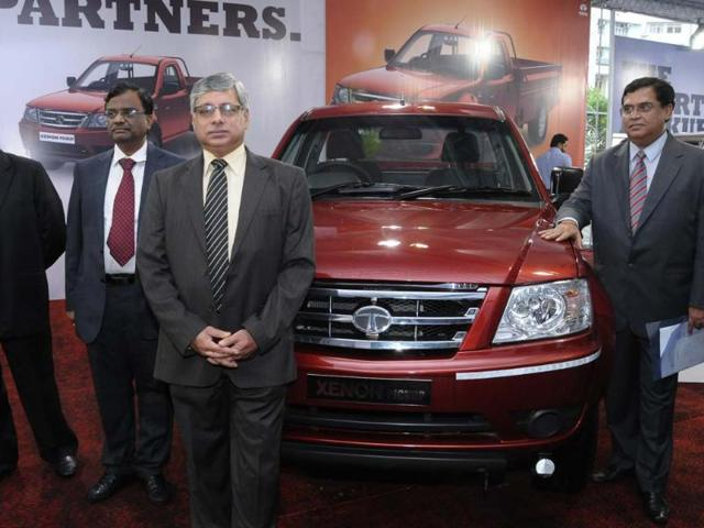 Tata-launches-Xenon-Pickup