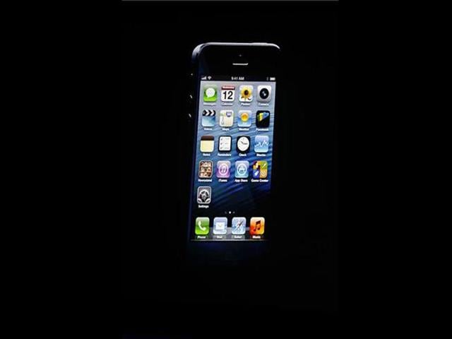 An-image-of-iphone-5
