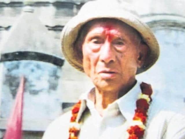 Netaji-Subhash-Chandra-Bose-s-bodyguard-Krishna-Bahadur-Mukhia-passes-away-HT-Photo